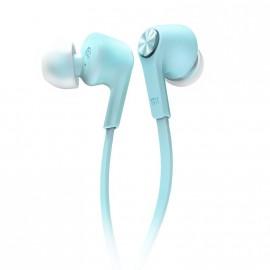 Ecouteurs Kit piéton  Xiaomi intra auriculaires bleus