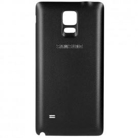 Cache batterie d'origine Samsung Galaxy Note 4 noir
