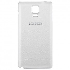 Cache batterie d'origine Samsung Galaxy Note 4 or