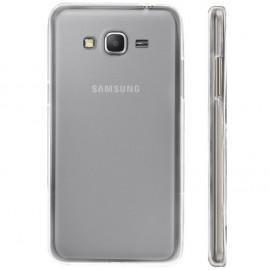 Coque silicone transparente pour Samsung Grand Prime