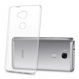 Coque silicone transparente pour Huawei Mate 8