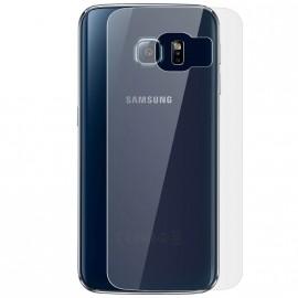 Film verre trempé Samsung Galaxy S6 Edge arrière