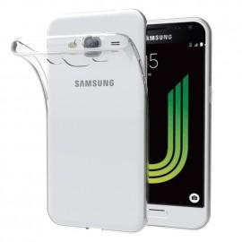 Coque silicone transparente pour Sony Xperia M5