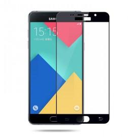 Film verre trempé pour Samsung A5 2016 noir intégral