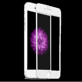 Film verre trempé pour Iphone 6S blanc intégral