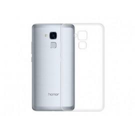 Coque silicone transparente pour Huawei Honor 5C