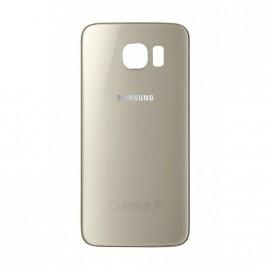 Vitre arrière Samsung Galaxy S6 Edge or