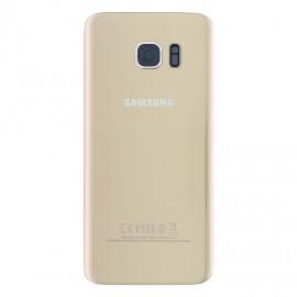 Vitre arrière Samsung Galaxy S7 noir