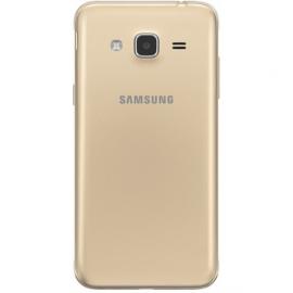 Cache batterie d'origine Samsung Galaxy J3 2016 or