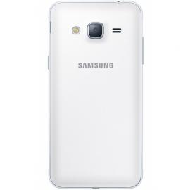 Cache batterie d'origine Samsung Galaxy J3 2016 blanc