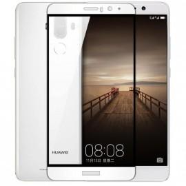 Film verre trempé pour Huawei Mate 9 blanc intégral