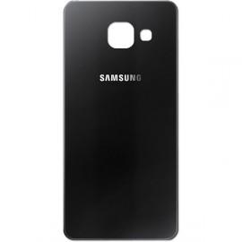 Vitre arrière Samsung Galaxy A7 2016 noire