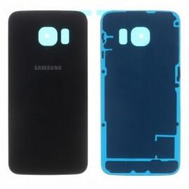 Vitre arrière Samsung Galaxy S6 noire
