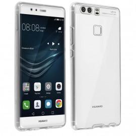 Coque silicone gel transparente pour Huawei P10
