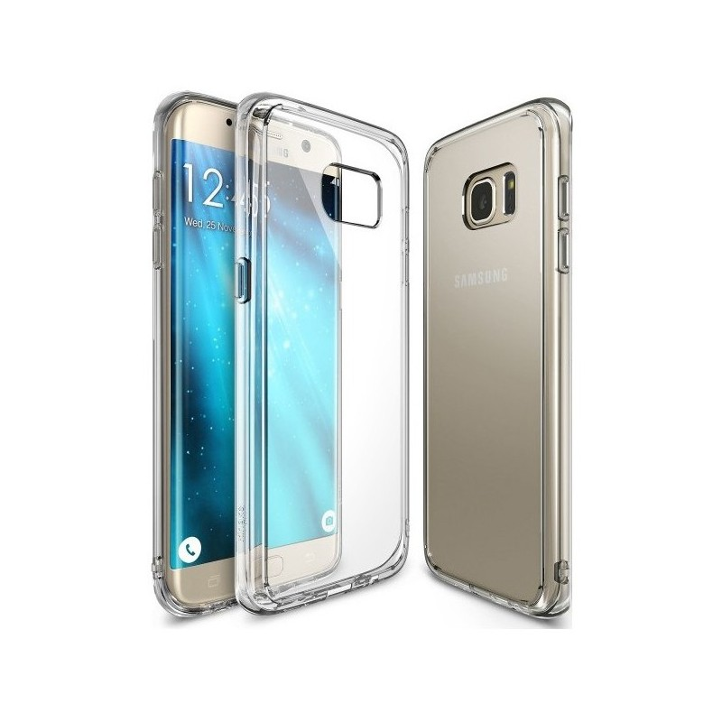 coque silicone gel transparente pour samsung s8 plus. Black Bedroom Furniture Sets. Home Design Ideas
