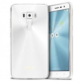 """Coque silicone transparente pour Asus Zenphone 3 laser 5.5"""" ZC551KL"""