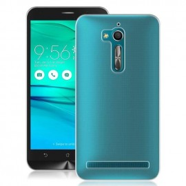 Coque silicone transparente pour Asus Zenfone Go ZB500KL