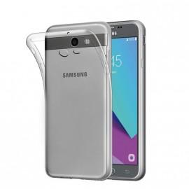 Coque silicone transparente pour Samsung J3 2017