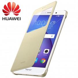 Etui fenêtre à rabat Huawei Honor 6X