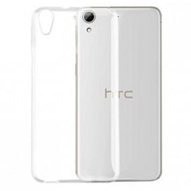 Coque silicone transparente pour HTC Désire 728