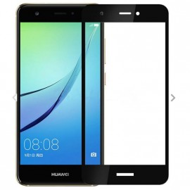 Film verre trempé pour Huawei P10 noir intégral
