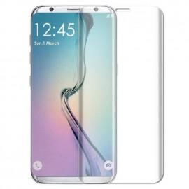 Film verre trempé pour Samsung Galaxy S8 incurvé transparent