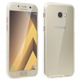Coque silicone intégrale avant arrière pour Samsung A5 2017