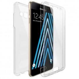 Coque silicone intégrale avant arrière pour Samsung A3 2016