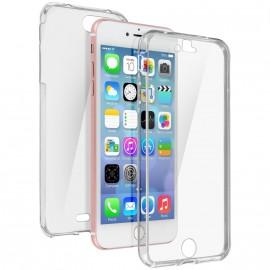 Coque silicone intégrale avant arrière pour Iphone 7