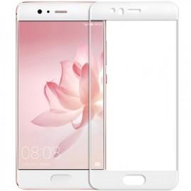 Film verre trempé pour Huawei P10 Light blanc intégral