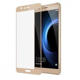 Film verre trempé pour Huawei Honor 8 Pro intégral or
