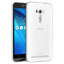 Coque silicone transparente pour Asus Zenfone Selfis ZD551KL