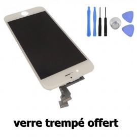 Ecran LCD + Tacile pour Iphone 5C blanc
