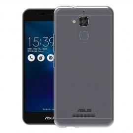 "Coque silicone transparente pour Asus Zenfone Max 5.5"" ZC550KL"
