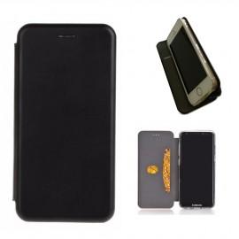 Etui pochette porte cartes pour Samsung Galaxy S8 noir