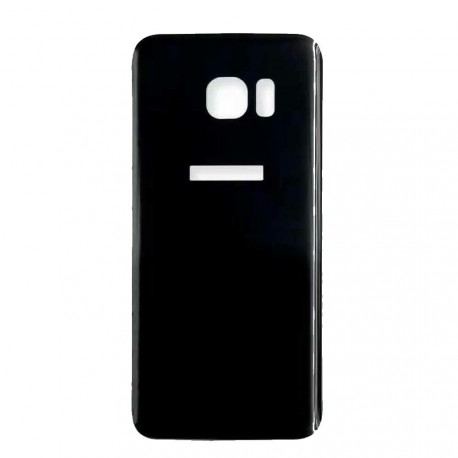 Film verre trempé arrière noir pour Samsung Galaxy S7 Edge