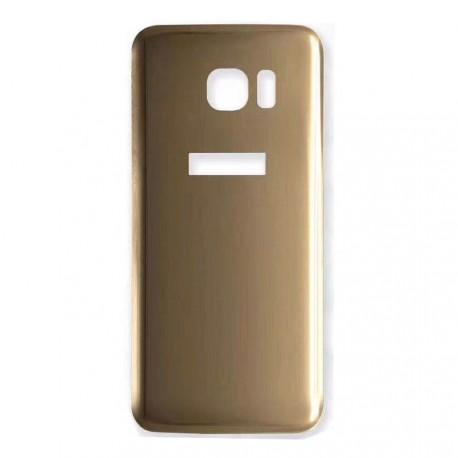 Film verre trempé arrière or pour Samsung Galaxy S7 Edge