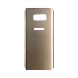 Film verre trempé arrière or pour Samsung Galaxy S8
