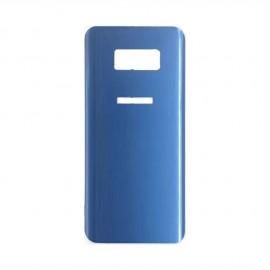 Film verre trempé arrière bleu pour Samsung Galaxy S8