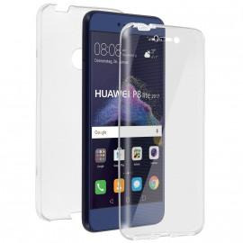 Coque silicone intégrale avant arrière pour Huawei P8 Lite 2017