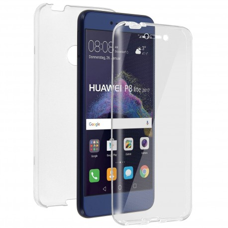 huawei p8 lite 2017 coque silicone