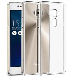 Coque silicone transparente pour Zenfone 4 Max ZE520KL