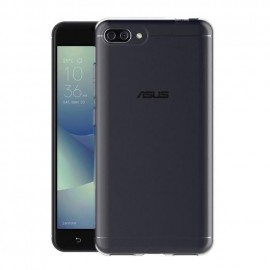 Coque silicone transparente pour Zenfone 4 Max Pro ZC554KL