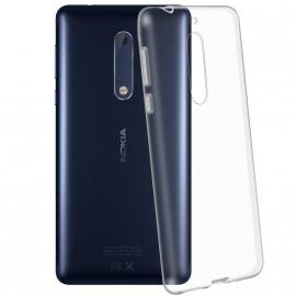 Coque silicone transparente pour Nokia 5