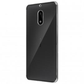 Coque silicone transparente pour Nokia 6