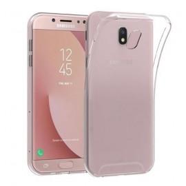 Coque silicone transparente pour Samsung J7 2017