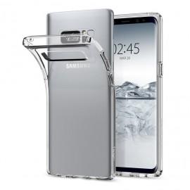 Coque silicone transparente pour Samsung Note 8