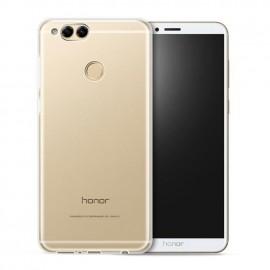 Coque silicone transparente pour Honor 7X