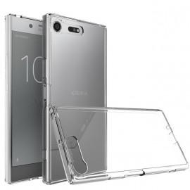 Coque silicone transparente pour Sony XZ Premium