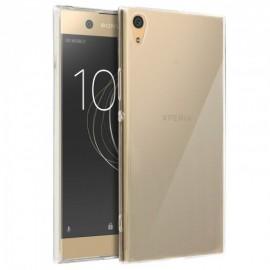 Coque silicone transparente pour Sony XA1 Ultra